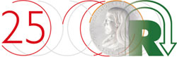 Bild: Logo 25 Jahre GRV