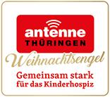 Link: Antenne Thüringen Weihnachtsengel - Gemeinsam stark für das Kinderhospiz