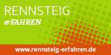 Link: Flyer 'Rennsteig erFAHREN' (Ausgabe 2018) mit Fahrplänen der Bus-/Bahnlinien am Rennsteig